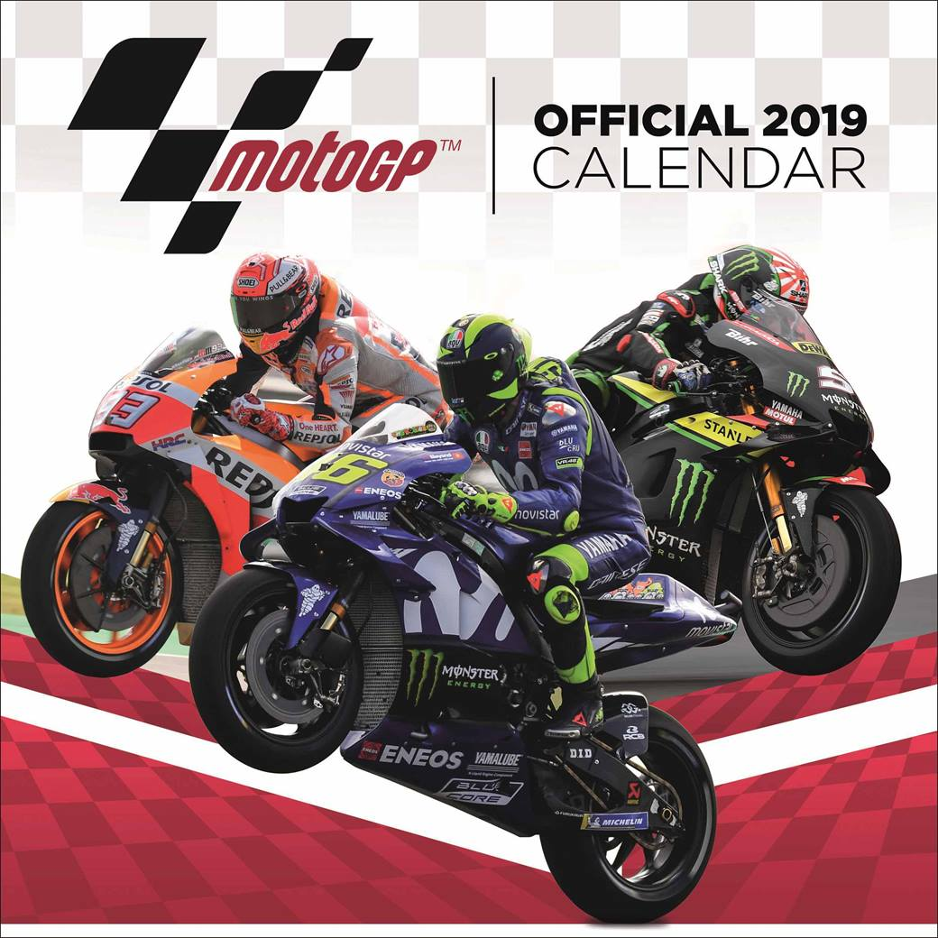 IDNSPORTSLIGA - JADWAL PERTANDINGAN MOTO GP 2019