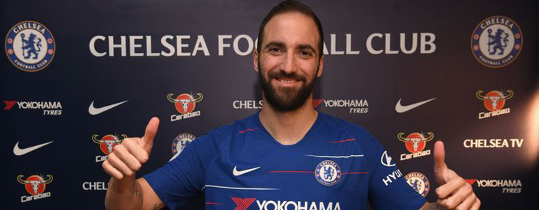 Kandasnya Harapan El Pipita Untuk Di Permanenkan Chelsea - IDNSPORTSLIGA.COM