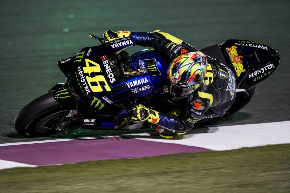 IDNSPORTSLIGA.COM - Kesiapan The Doctor Dalam Hadapi MotoGP Qatar 2019