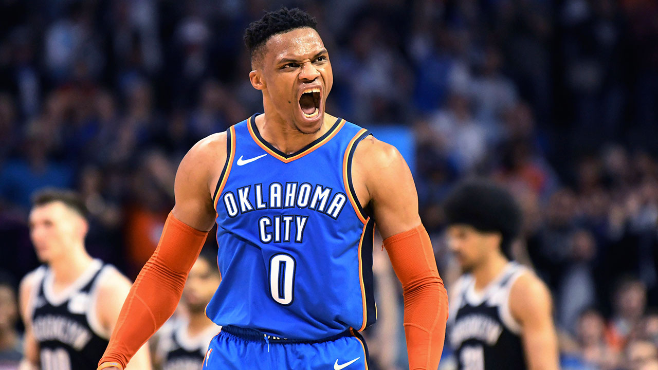 Russel Westbrook Berlabuh Di Houston Rockets - IDNSPORTSLIGA.COM