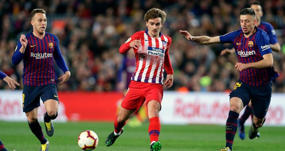 Antoine Griezmann - Barcelona FC - IDNSPORTSLIGA.COM