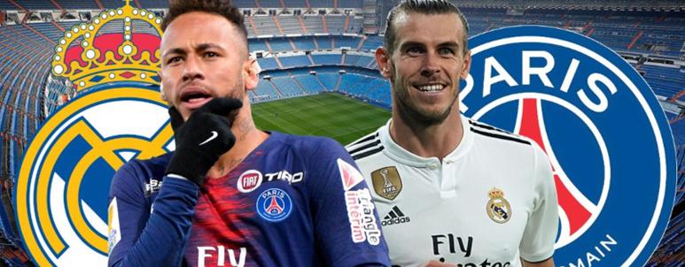 PSG Inginkan Gareth Bale Ditukar Dengan Neymar - IDNSPORTSLIGA.COM