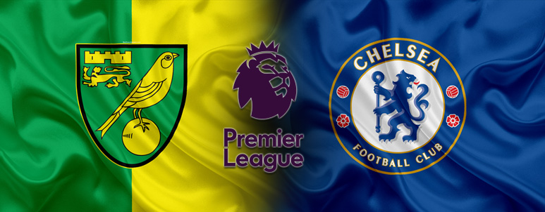 NORWICH CITY VS CHELSEA - IDNSPORTSLIGA - EPL - ENGLISH PREMIER LEAGUE