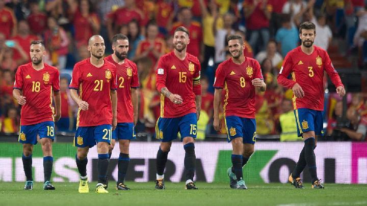 kesulitan lolos piala eropa 2020 bagi timnas spanyol - IDNSPORTSLIGA.COM