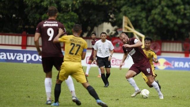 PSM Makassar vs Bhayangkara - IDNSPORTSLIGA.COM
