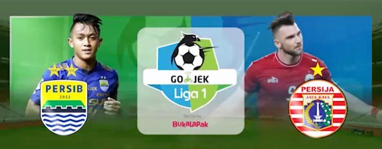 ersib Bandung vs Persija Jakarta - IDNSPORTSLIGA.COM