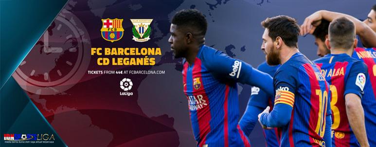 Barcelona susah payah raih kemenangan kontra Leganes - www.idnsportsliga.com