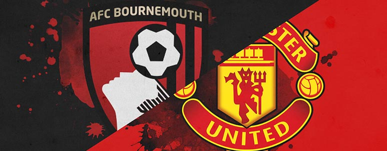 Bournemouth vs Manchester United - IDNSPORTSLIGA.COM