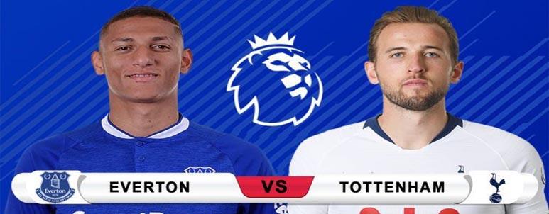 Everton vs Spurs - Insiden Patah Kaki