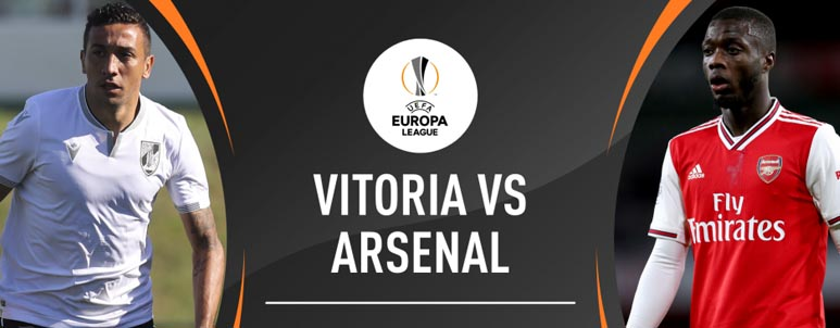 arsenal vs vitoria liga eropa - IDNSPORTSLIGA.COM