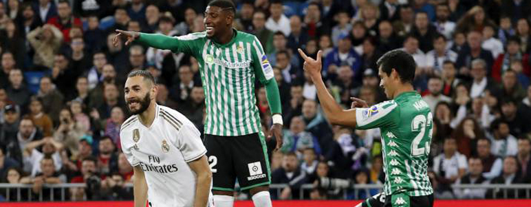 Real Madrid gagal geser posisi el Barca dari puncak klasemen La Liga - IDNSPORTSLIGA.COM