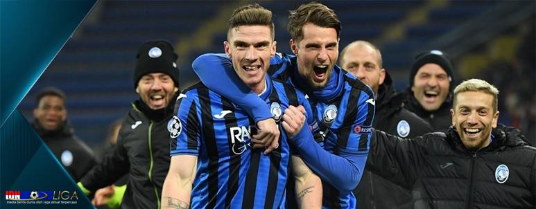16 Besar Liga Champions - Atalanta vs Valencia - idnsportsliga.com