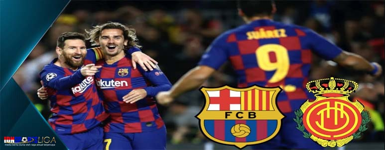 Barcelona vs Real Mallorca berakhir dengan skor 5-2 www.idnsportsliga.com
