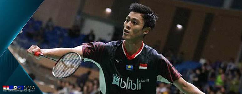 Indonesia gagal dapat emas dari tunggal putra - www.idnsportsliga.com