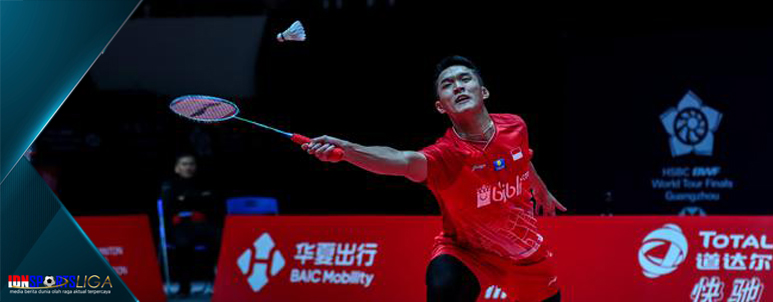 Jonatan Christie Final Badminton BWF Tour 2019