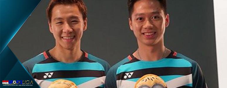 Marcus Fernaldi Gideon dan Kevin Sanjaya - pasangan ganda putra termahal - idnsportsliga