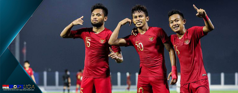 Timnas U-23 Indonesia melenggang ke semi final sea games - www.idnsportsliga.com