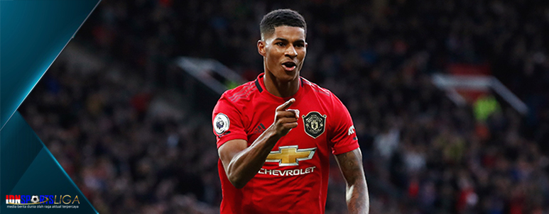 marcus rashford - man of the match manchester united - www.idnsportsliga.com