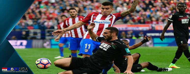 Atletico Madrid vs Granada - idnsportsliga