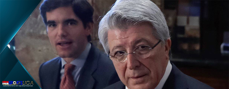 Enrique Cerezo - boss Atletico