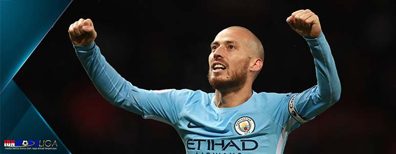 Man City Pesta Lima Gol di Etihad Stadium