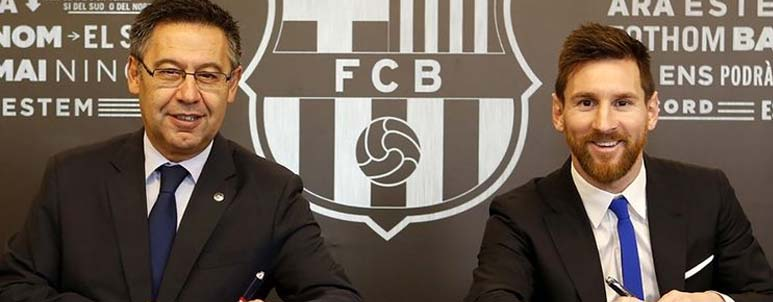 Eks Presiden Madrid Tak Yakin Messi Bakal Pindah Klub