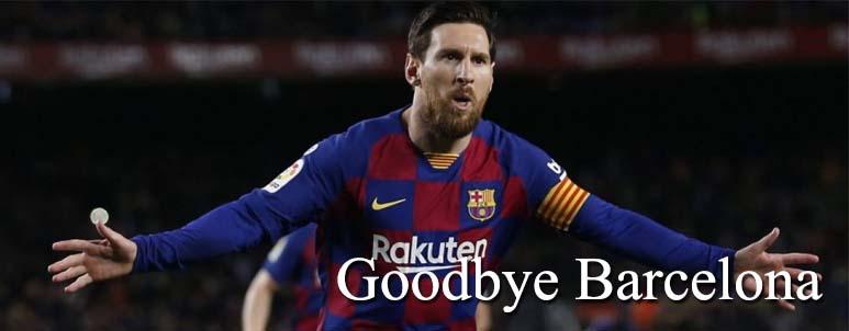 Lionel Messi Ingin Tinggalkan Barcelona