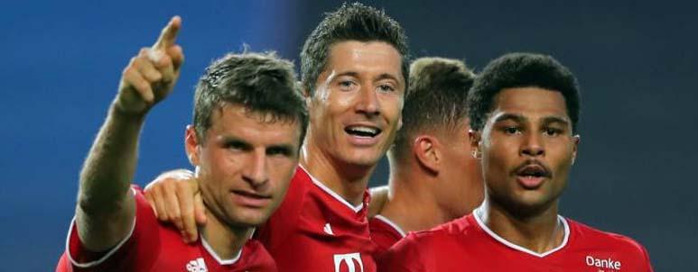 lyon vs bayern munchen liga champions