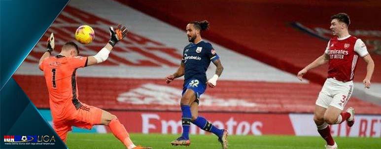 Arsenal Nyaris Tersungkur Kala Jamu Southampton
