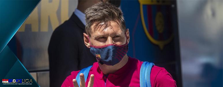 Curhat Messi dari Pengen Main di MLS dan Kebohongan Presiden Barcelona