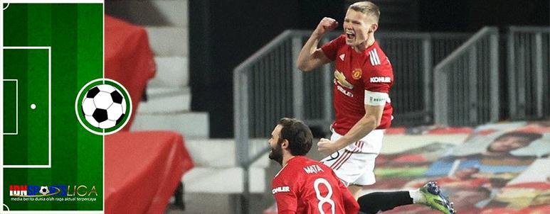 Scott McTominay Antar Man United ke Putaran Empat Piala FA