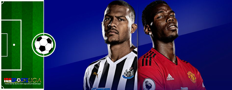 Tekuk Newcastle, Man United ke Peringkat Dua