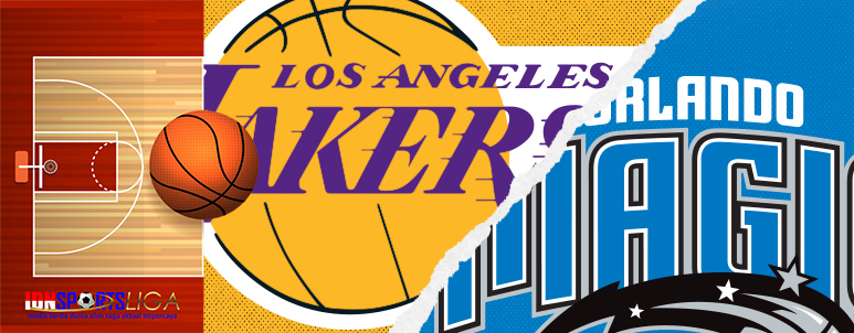 Bangkit di Kuarter Keempat, LA Lakers Tekuk Orlando Magic