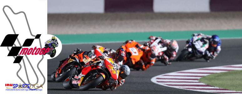 Ducati Kuasai Sesi Latihan Bebas MotoGP Doha, Rossi Terpuruk