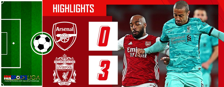Liverpool Bungkam Arsenal