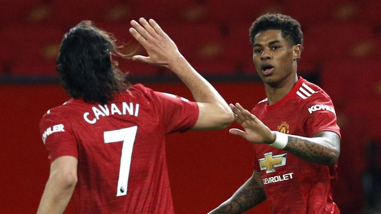 Man United Bungkam Granada Dua Gol Tanpa Balas