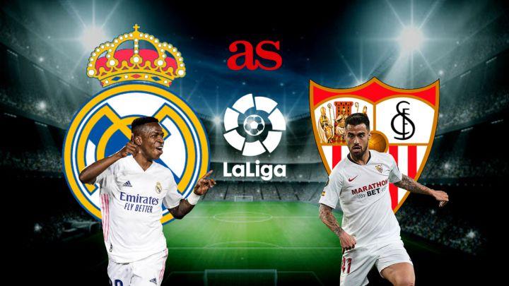 Duel Madrid Kontra Sevilla Berakhir Imbang