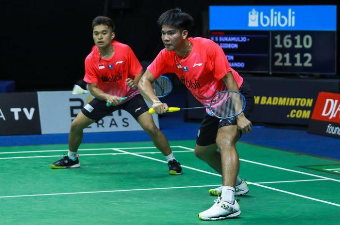 Wakil Indonesia Spain Masters