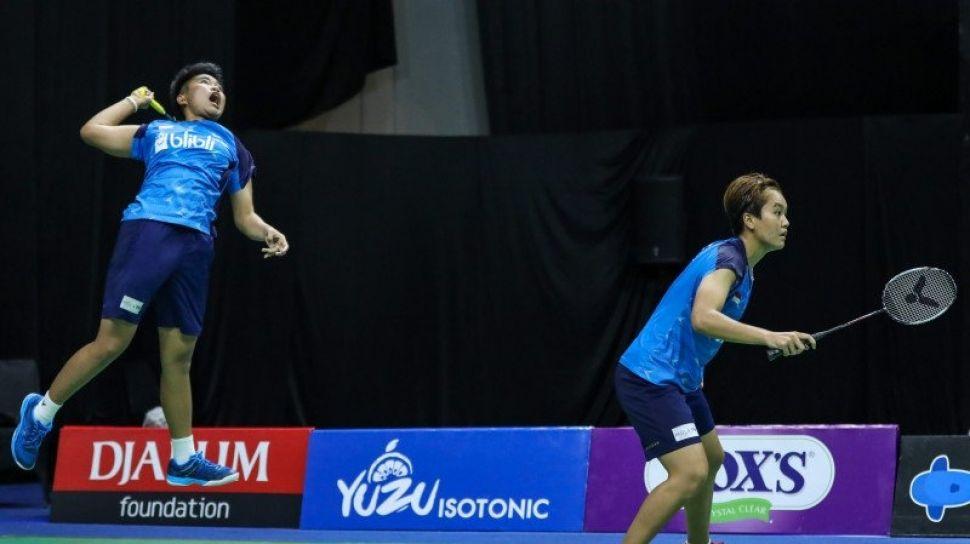 Semi Final Ganda Putri Spain Masters 2021