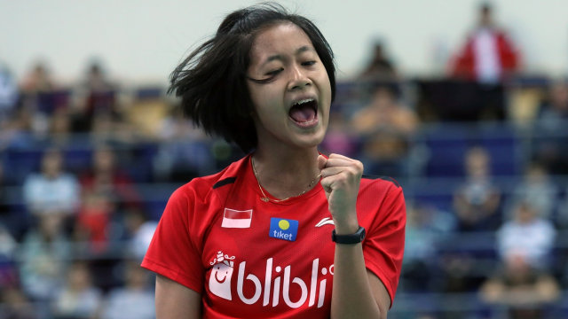 Putri KW Juara, Chico Aura Tumbang dari Wakil Prancis