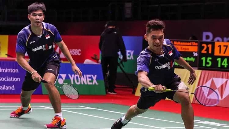Jadi Unggulan Dua di Spain Masters 2021, Leo/Daniel Tak Mau Lengah
