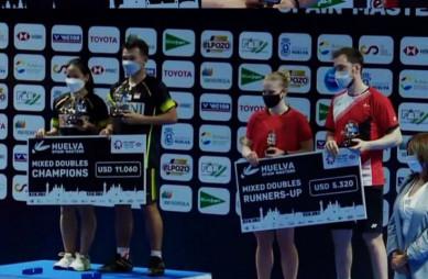 Indonesia Juara Umum Spain Masters 2021