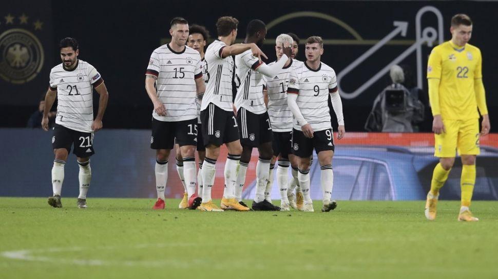 Jerman Susah Payah ke 16 Besar EURO 2020