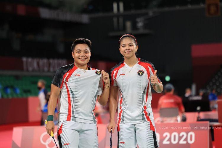 Kunci Kemenangan Greysia/Apri di Olimpiade Tokyo