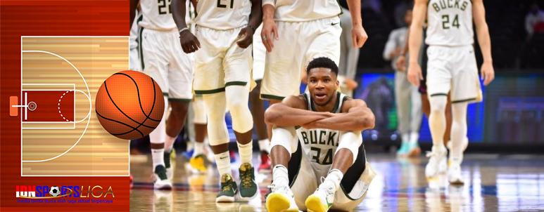 Bucks Comeback di Game Kelima Final NBA 2021, Selangkah Lagi Juara