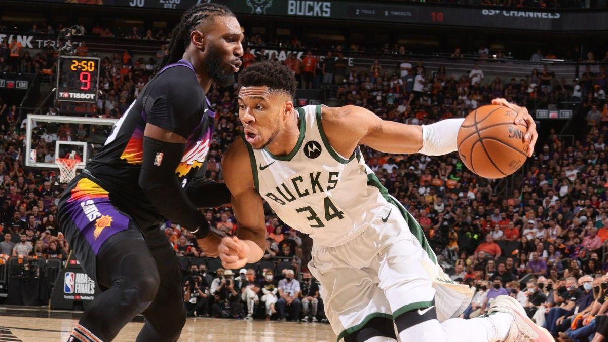 Suns Kembali Bekuk Bucks di Gim Kedua Final NBA 2021