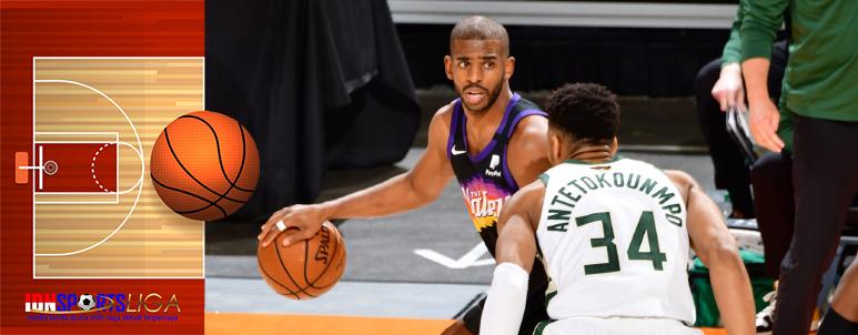 Giannis Antetokounmpo Perpanjang Nafas Bucks di Final NBA 2021