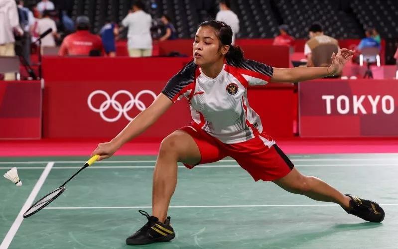 3 Wakil Indonesia Tanpa Kesulitan di Hari Kedua Cabor Bulutangkis Olimpiade Tokyo