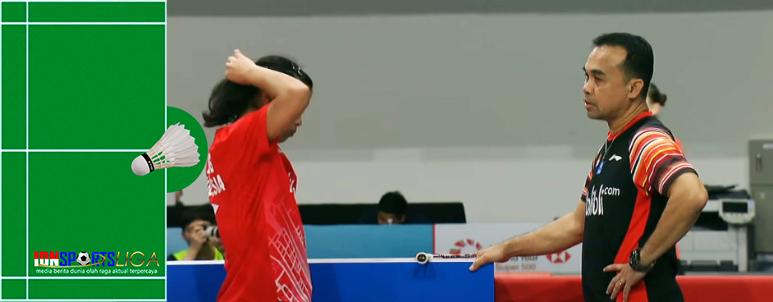 Rionny Mainaky Sebut Indonesia Sudah Siap Hadapi Olimpiade Tokyo