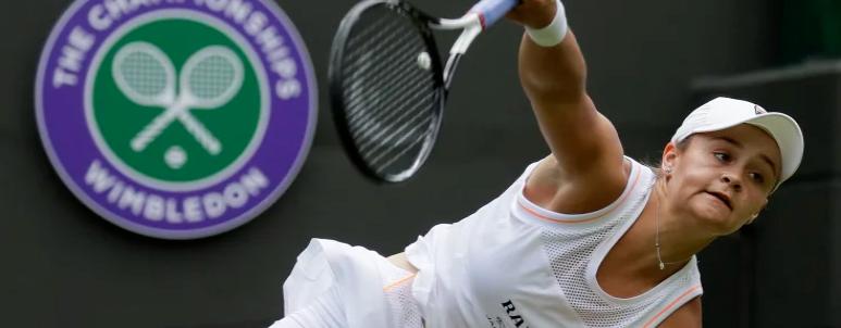 Tundukan Karolina Pliskova, Ashleigh Barty Juara Wimbledon 2021